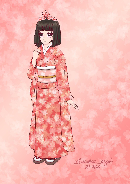 Autumn Vibes, Japanese Style