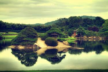 Japanese Garden IV by jinseinokaze