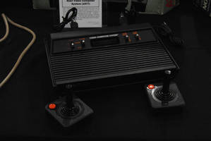 Atari 2600 by Blackwind06
