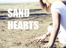 Sand Hearts by SarahMaeH