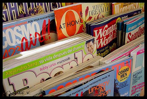magazines by lightning91