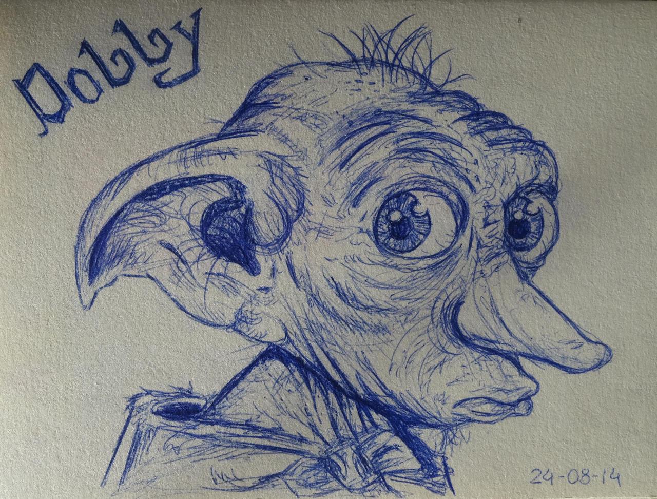 here lies dobby - photo #16