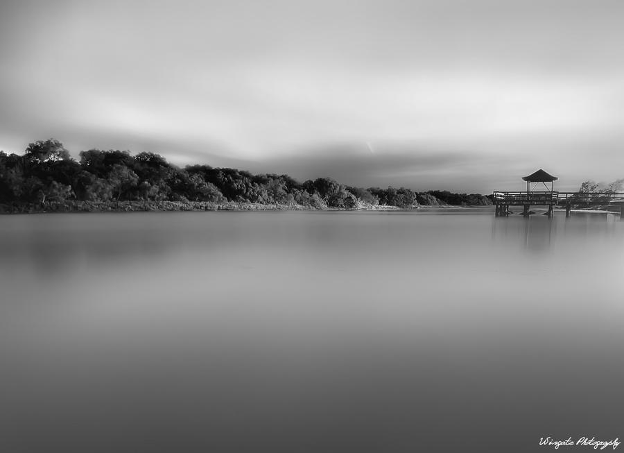 Long Exposure Kleberg Lake II by JaredWingate