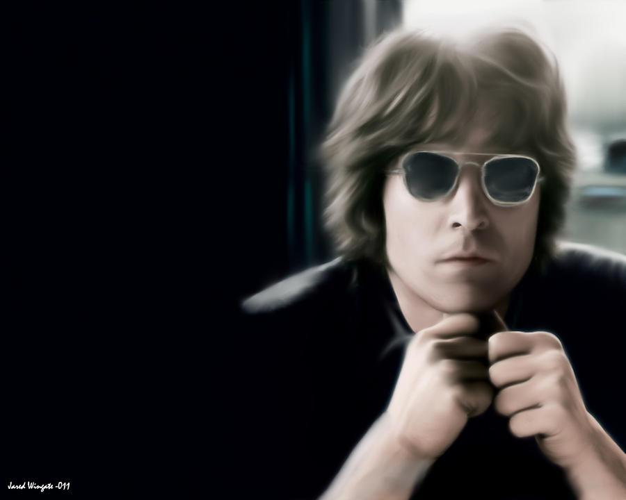 John Lennon Imagine By JaredWingate