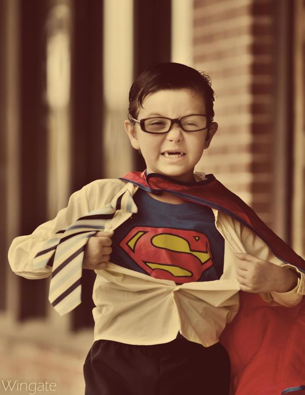 SUPERMAN by JaredWingate