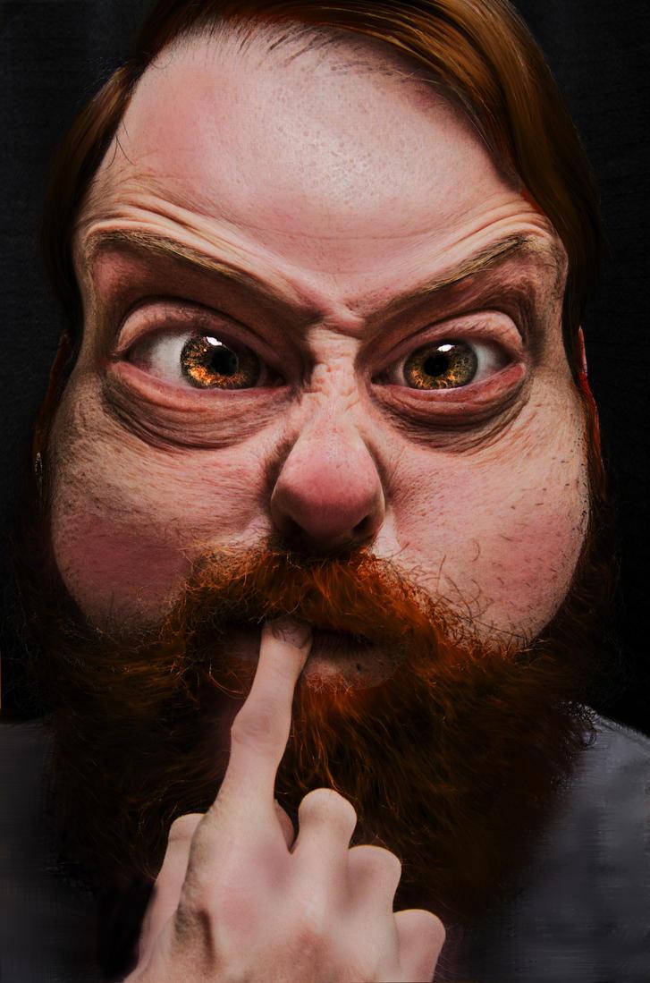 Hypercapnia by JaredWingate