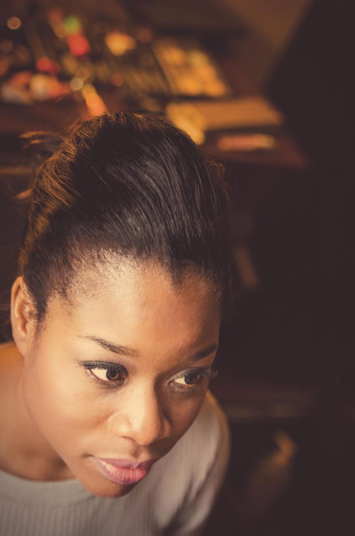 Ugi Iyaselle - Hair by JaredWingate