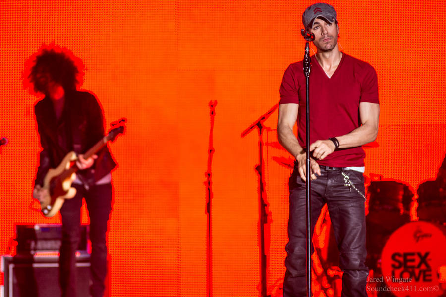 Enrique Iglesias by JaredWingate