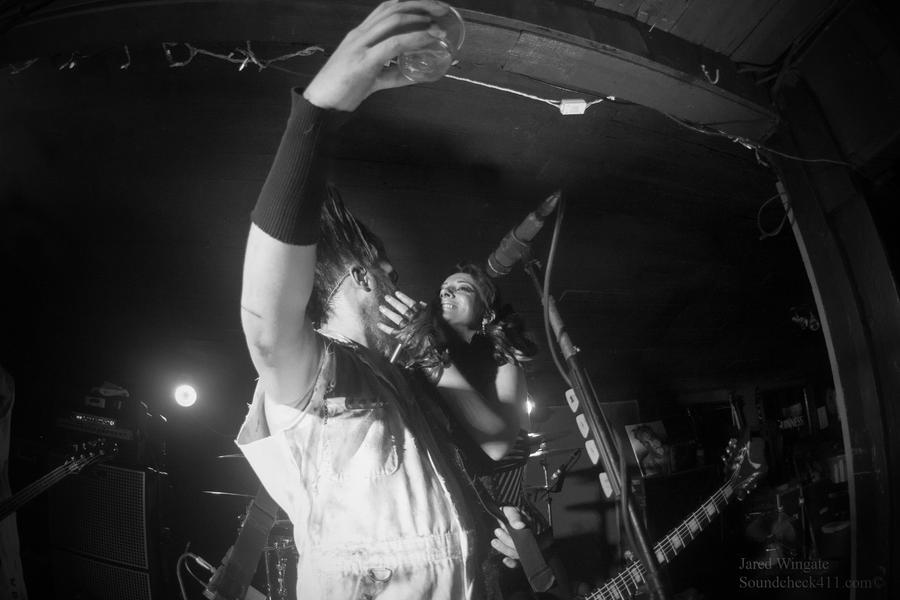 RIP Wayne Static  Tera Wray by JaredWingate