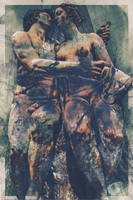 Adam and Eve by JaredWingate
