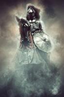 Stormy Knight. by JaredWingate