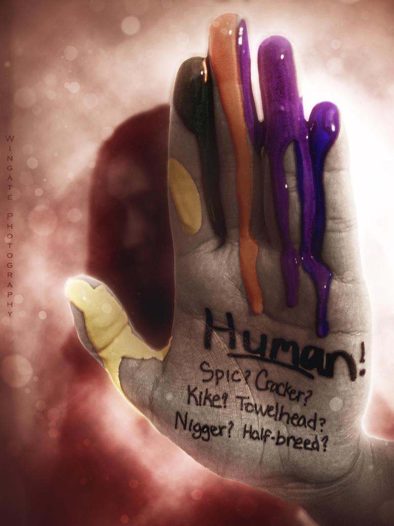 Human by JaredWingate