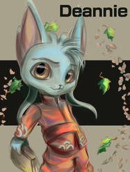 Baby acara Neopets Beauty Contest entry