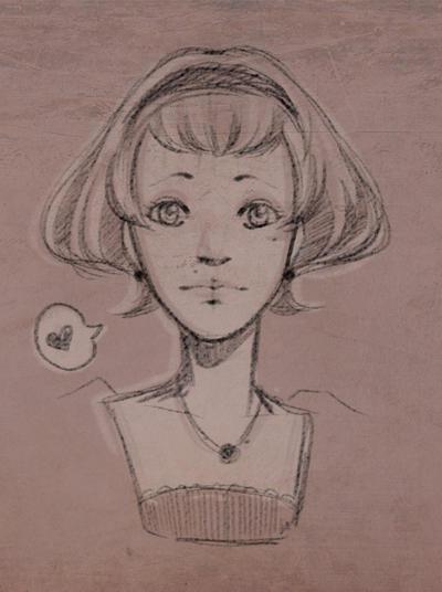 Texture sketch by Keiichisfuuma
