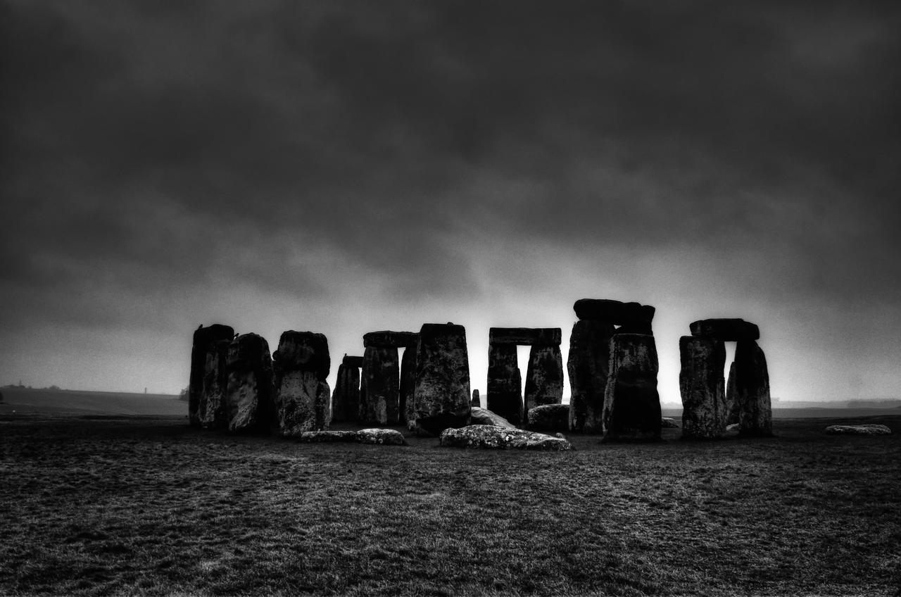 Stonehenge by Bazz-photography