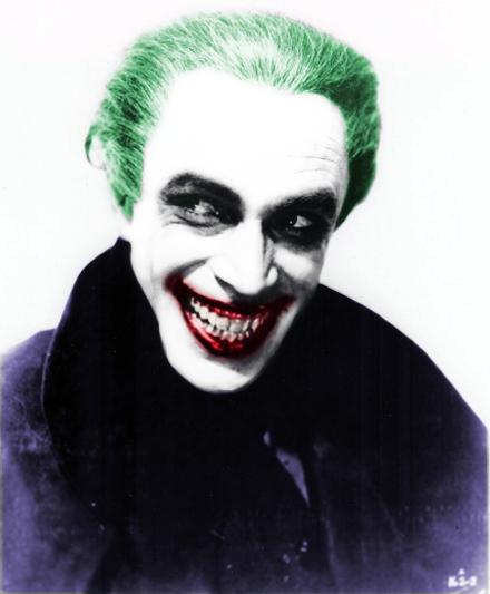 Conrad Veidt is the Joker by Anongamer