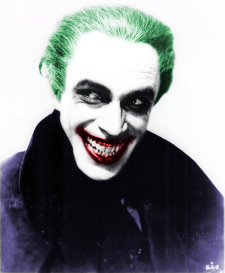 Conrad Veidt is the Joker by Anongamer
