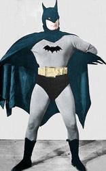 Batman 1943 by Anongamer