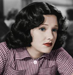 Lola Lane as Lois Lane by Anongamer