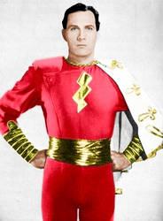 SHAZAM Serial Captain Marvel by Anongamer