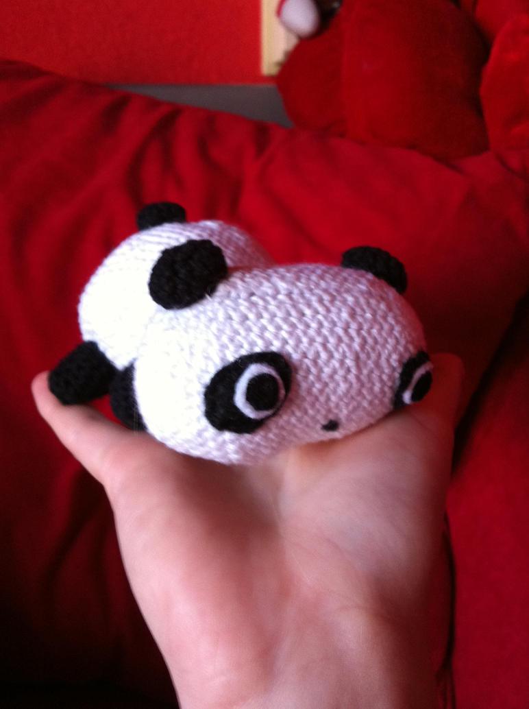 Amigurumi Tarepanda : Tare Panda Amigurumi by baka1894 on DeviantArt