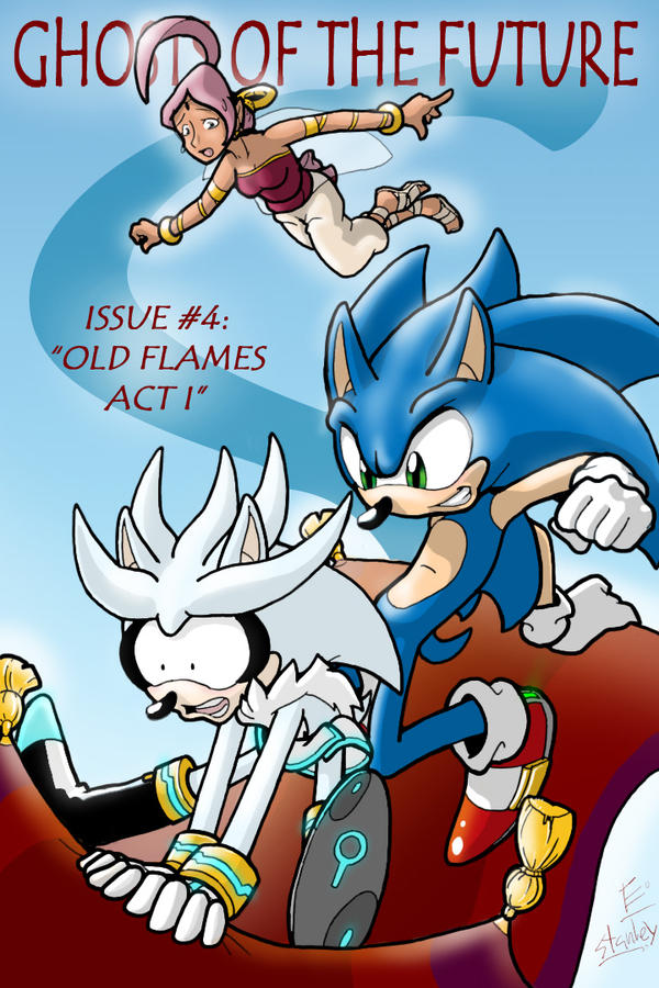 GOTF issue 4 cover by EvanStanley