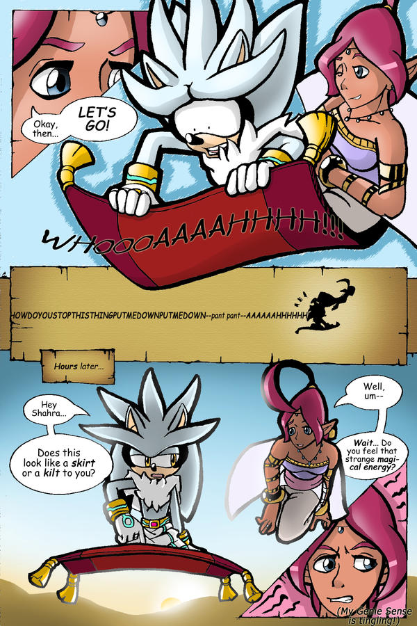 Sonic Ghosts of the Future Comic. GOTF_issue_4_page_15_by_EvanStanley