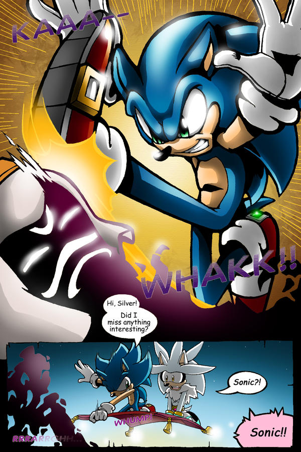 Sonic Ghosts of the Future Comic. GOTF_issue_4_page_17_by_EvanStanley