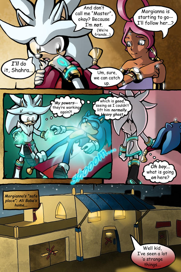 Sonic Ghosts of the Future Comic. GOTF_issue_5_page_04_by_EvanStanley