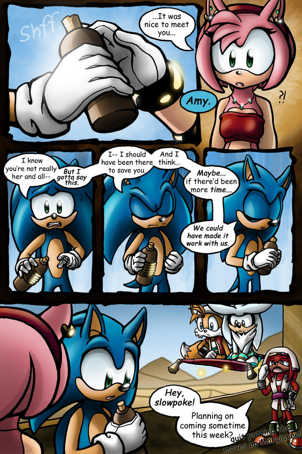 Sonic Ghosts of the Future Comic. GOTF_issue_5_page_10_by_EvanStanley