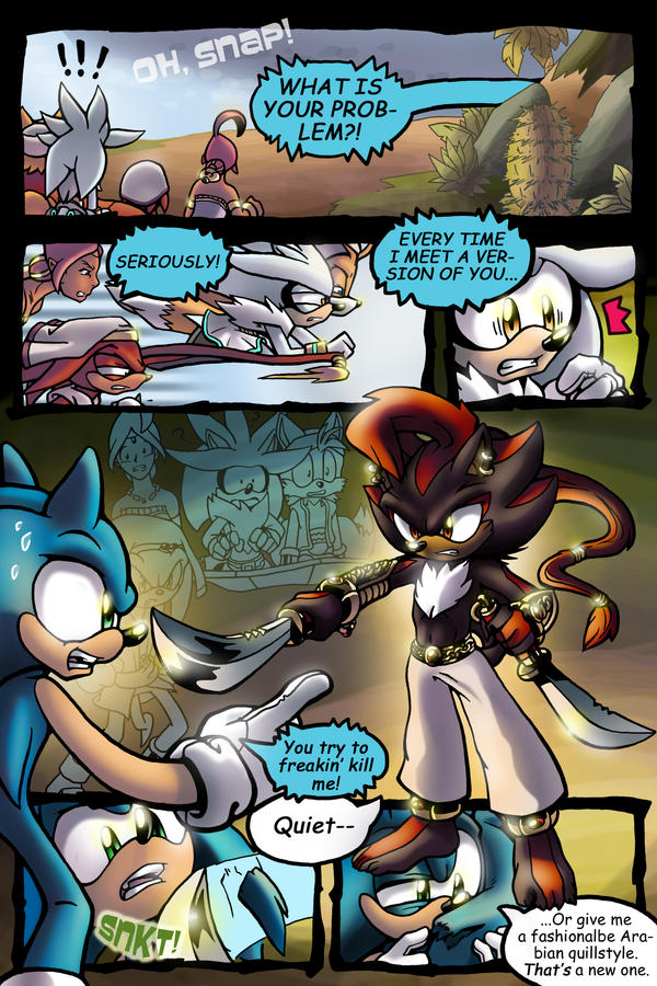 Sonic Ghosts of the Future Comic. GOTF_issue_5_page_14_by_EvanStanley
