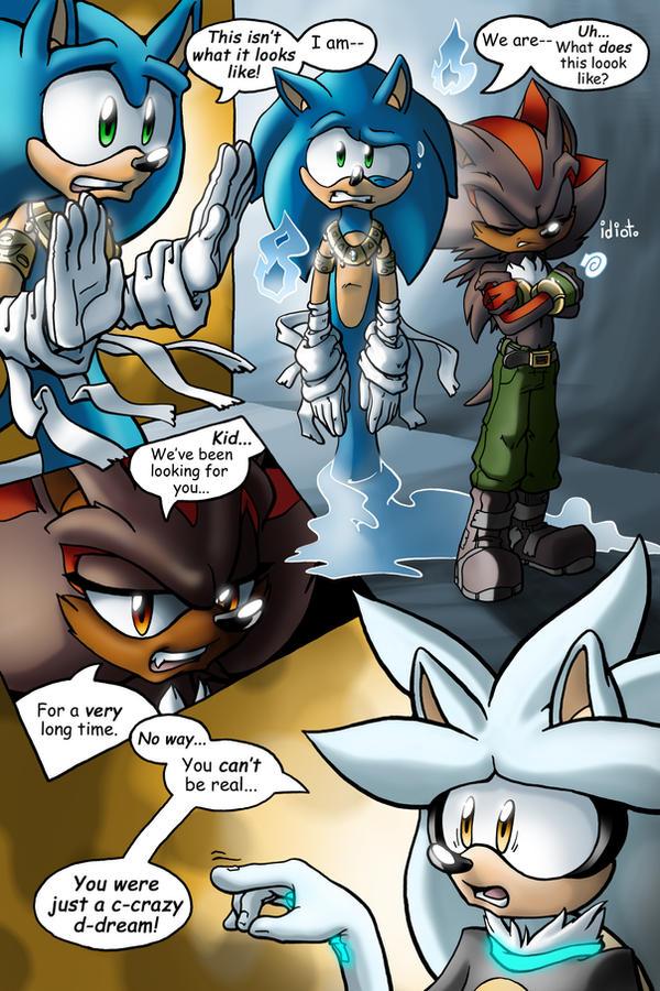 GOTF issue 2 page 2 Remake by EvanStanley