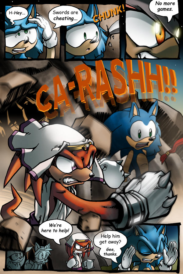 Sonic Ghosts of the Future Comic. GOTF_issue_5_page_19_by_EvanStanley