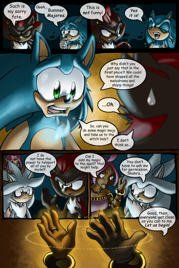 Sonic Ghosts of the Future Comic. GOTF_issue_6_page_4_by_EvanStanley
