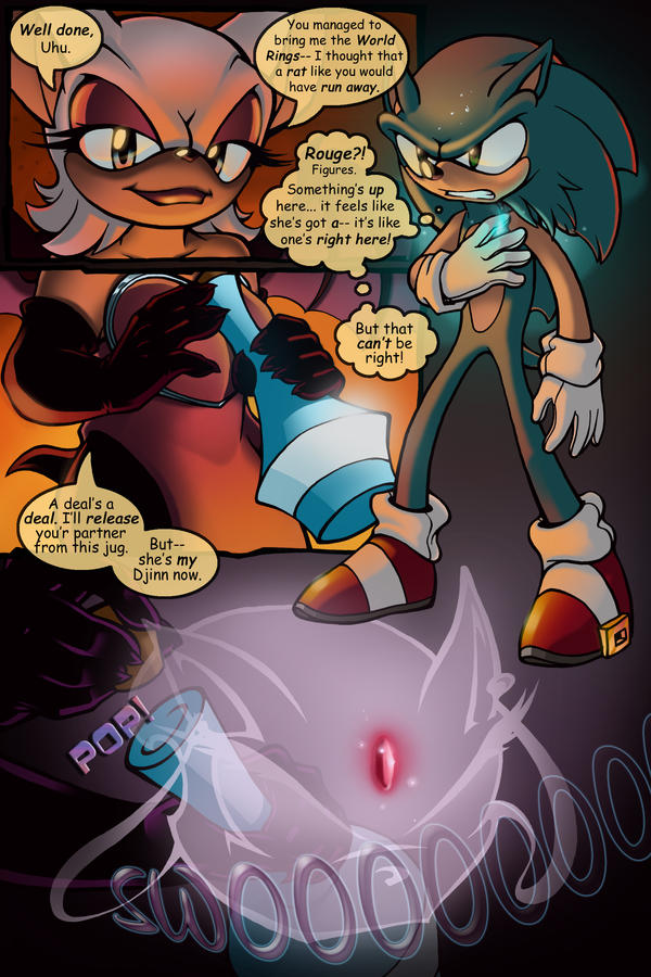 Sonic Ghosts of the Future Comic. GOTF_issue_6_page_7_by_EvanStanley