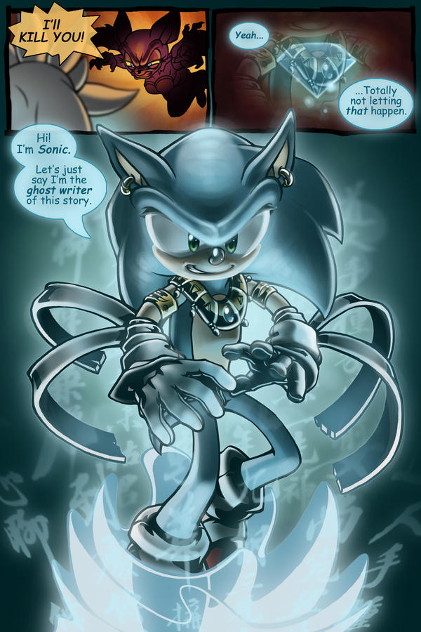 Sonic Ghosts of the Future Comic. GOTF_issue_6_page_13_by_EvanStanley