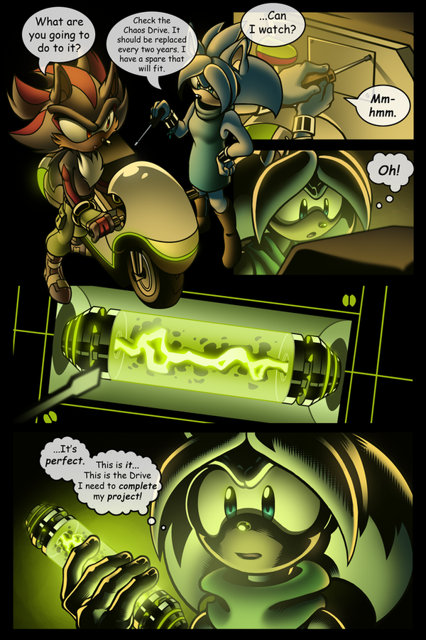 Sonic Ghosts of the Future Comic. GOTF_issue_7_page_11_by_EvanStanley