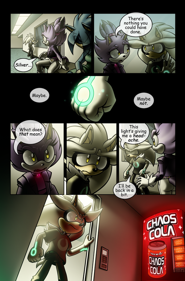 Sonic Ghosts of the Future Comic. Gotf_issue_9_page_14_by_evanstanley-d4swdie
