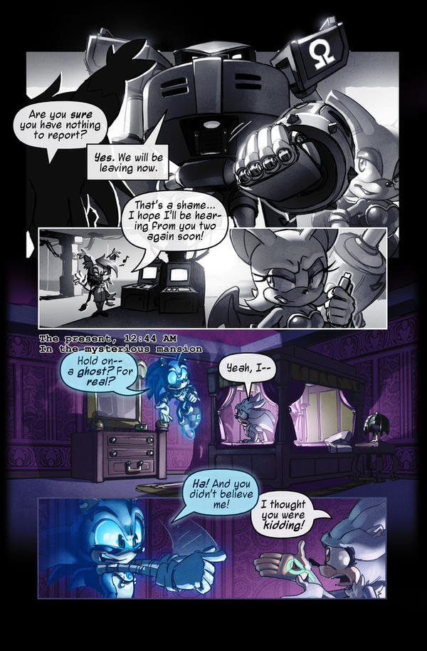 GOTF Issue 12 Page 3 by EvanStanley
