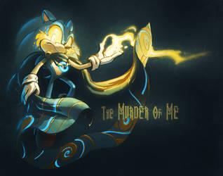 Art Trade: TMOM Sonic by EvanStanley