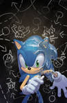 IDW Sonic the Hedgehog #26 Cover