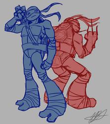 The A Team (sketch)