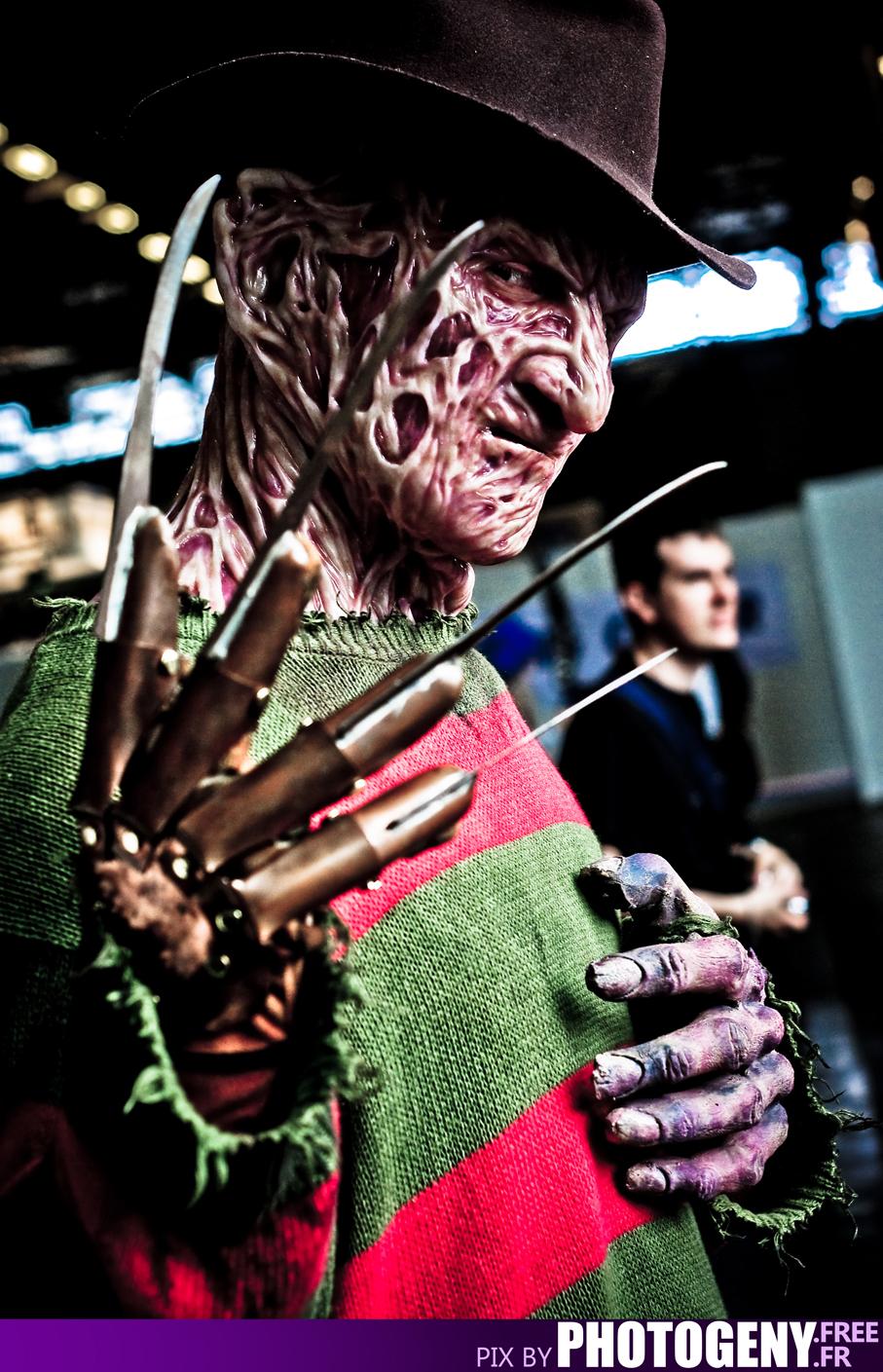 Freddy Krueger by photogeny-cosplay