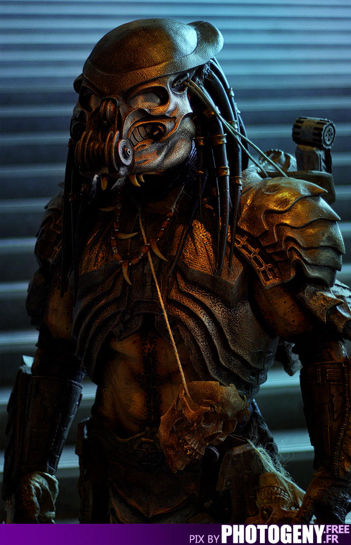 Predator by photogeny-cosplay