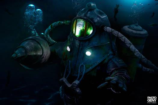 Subject Delta - BioShock 2