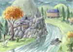 Moomin Concept Art 2