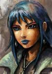 Rena - portrait