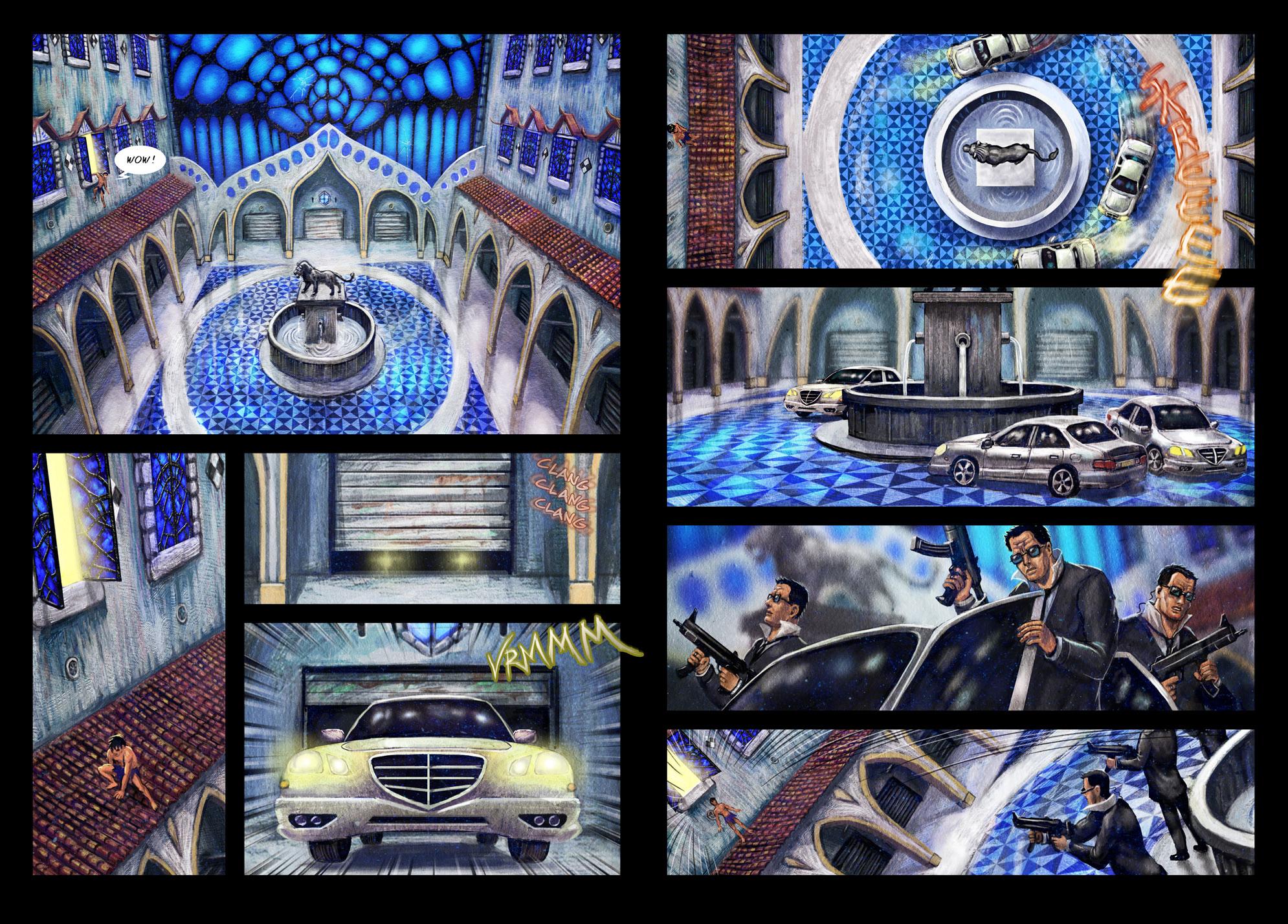 999 Doors - preview