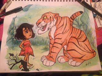 Junglebook by Promandis