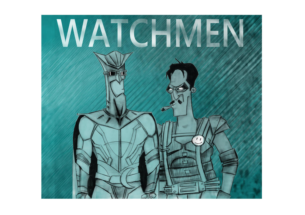 Watcmen Ii by MGRESA